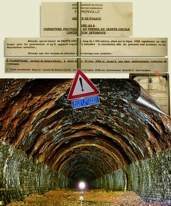 Tunnel Conques