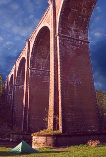 Viaduct Herbeumont camping